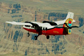 Scenic Grand Canyon Airlines Visionary Air Tour