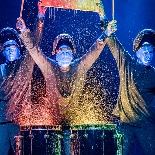 Blue Man Group - Las Vegas Tickets | Broadway Inbound