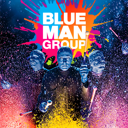Blue Man Group Tickets | Broadway Inbound