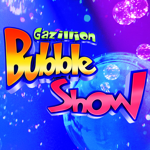 The Gazillion Bubble Show Tickets | Broadway Inbound