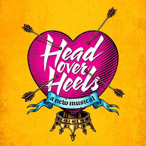 Head Over Heels Tickets | Broadway Inbound
