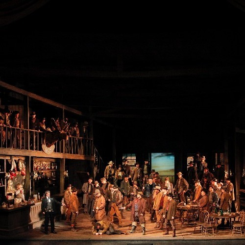 La Fanciulla del West Tickets | Broadway Inbound