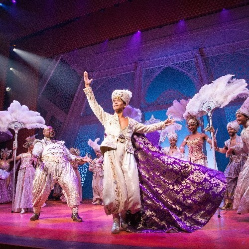 Aladdin Tickets | Broadway Inbound