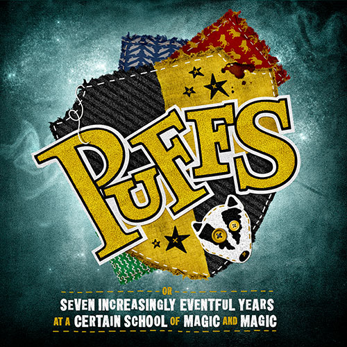 Puffs: Or Seven Increasingly Eventful Years at a Certain School of Magic Tickets | Broadway Inbound