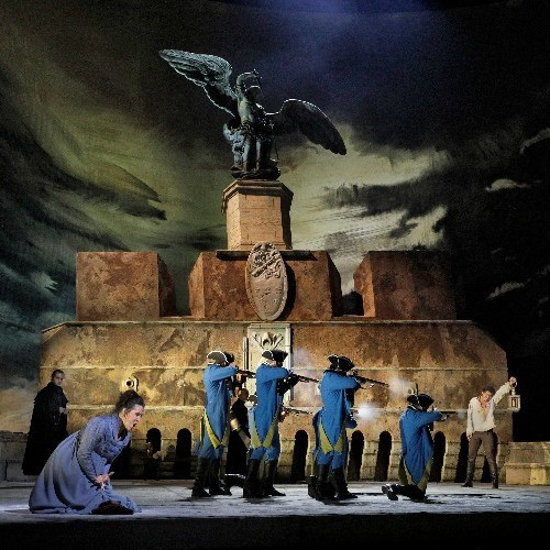 Tosca Tickets | Broadway Inbound