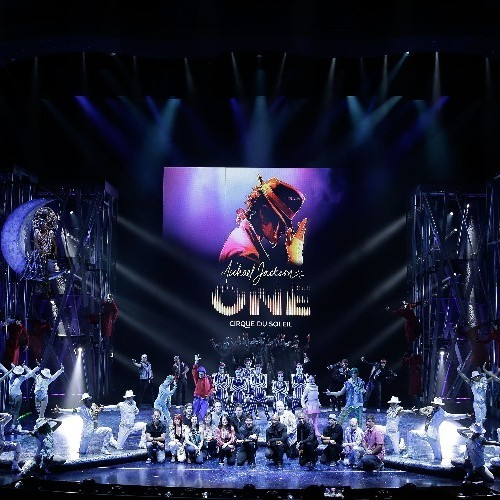 Michael Jackson ONE by Cirque du Soleil Tickets | Broadway Inbound