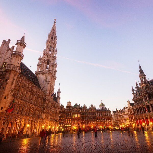 My weekend in Belgium: Brussels & Bruges