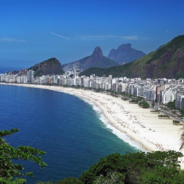 Beach stays close to Rio de Janeiro!