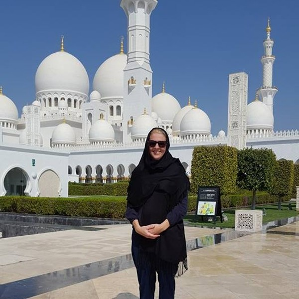 My Trip to Abu Dhabi September 2016