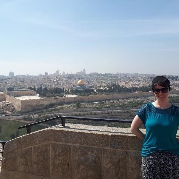 Aileen's Israel & Palestine Adventure