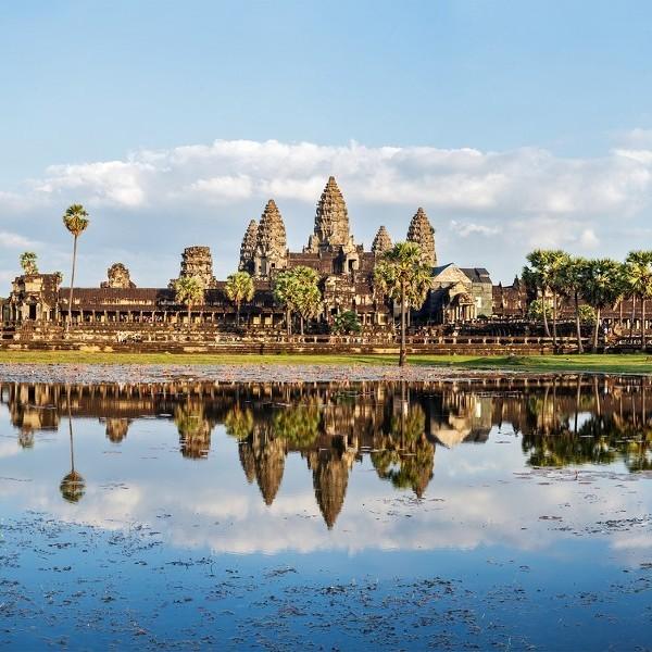 A Place Everyone Should See, Angkor Wat, Cambodia