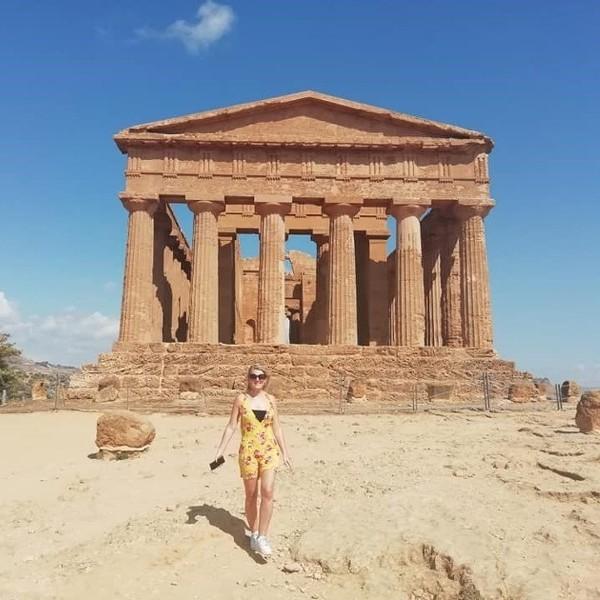 Cara's Italian Adventure