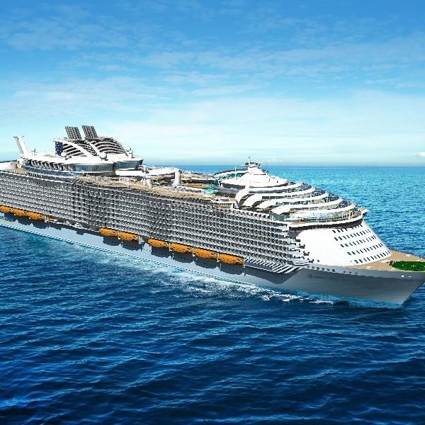 Jackie Royal Caribbean Cruise