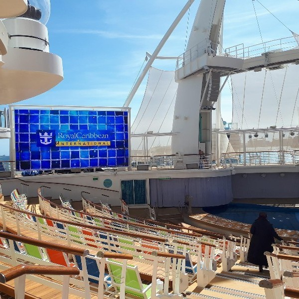 Ship Visit: Symphony Of The Seas