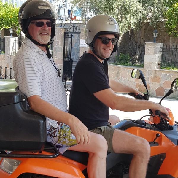 Michael's Greek Island Hopping Cruise