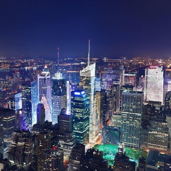 Manhattan Island - New York, USA