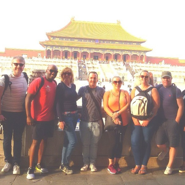 Raya's Tour Of China