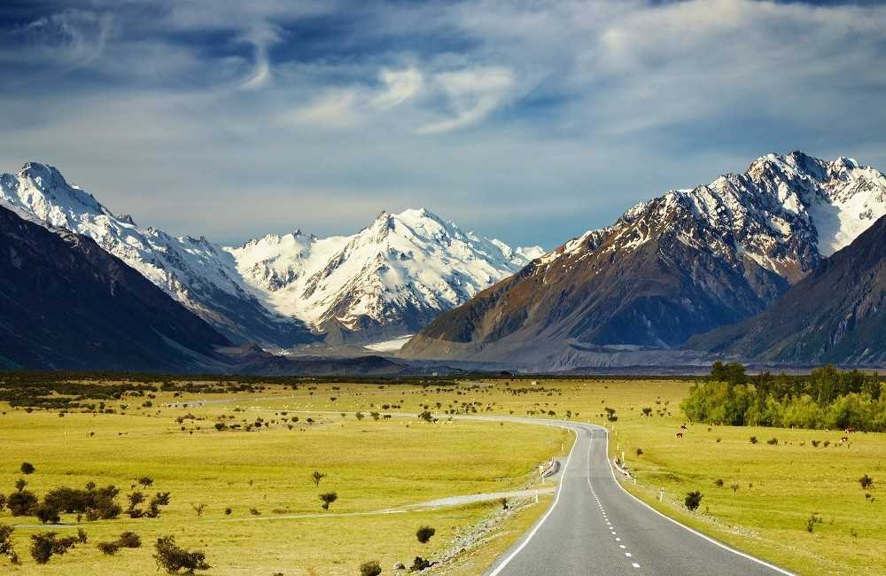 New Zealand - Southern Spectacular