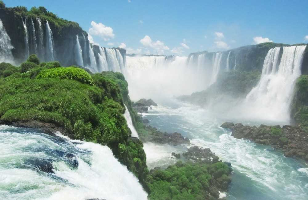 In Search Of Iguassu: Rio to Buenos Aires Tour