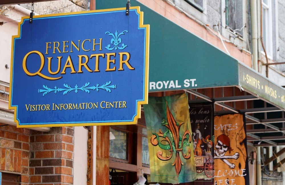 Best Food And Blues In New Orleans French Quarter