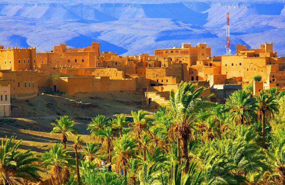 Morocco: Atlas & Atlantic Tour