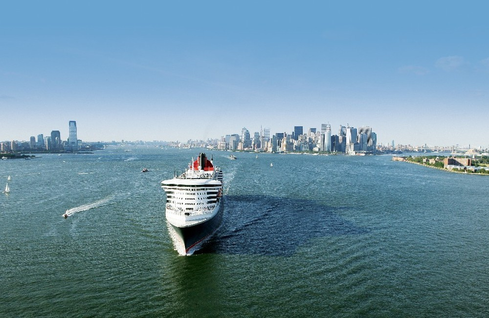 Journey of Genealogy Cruise - Queen Mary 2
