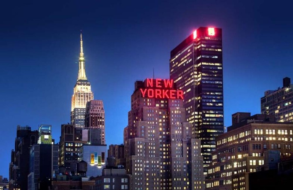 New York- 4* Wyndham New Yorker