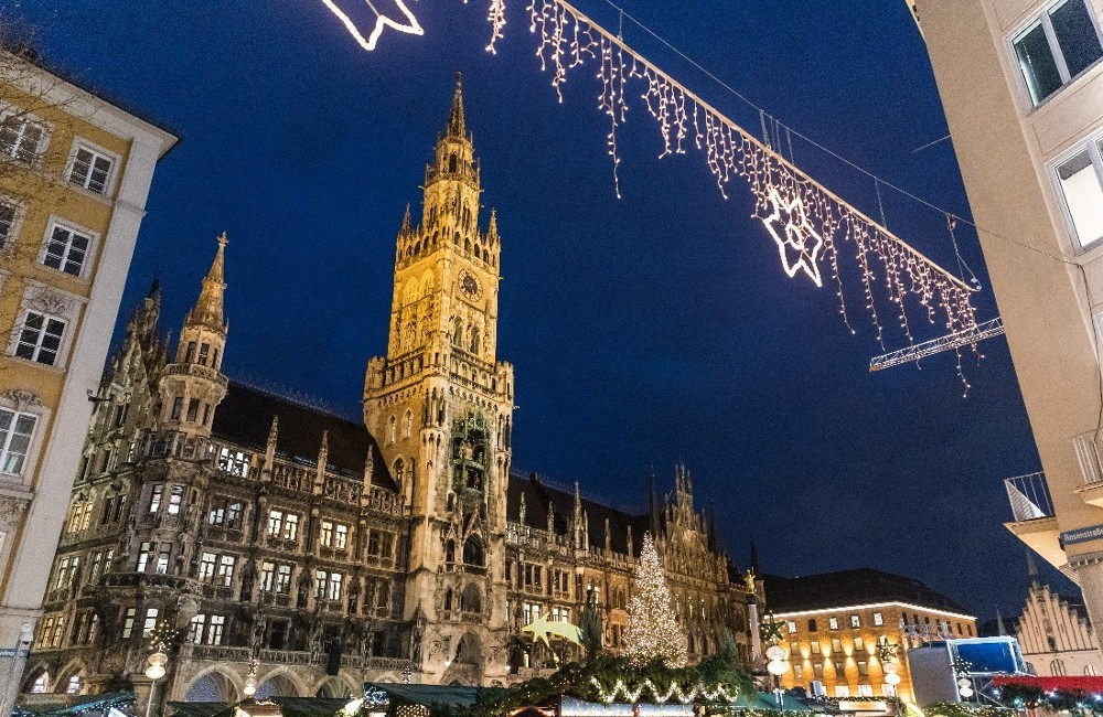 Munich Christmas Markets- 4* Regent Hotel