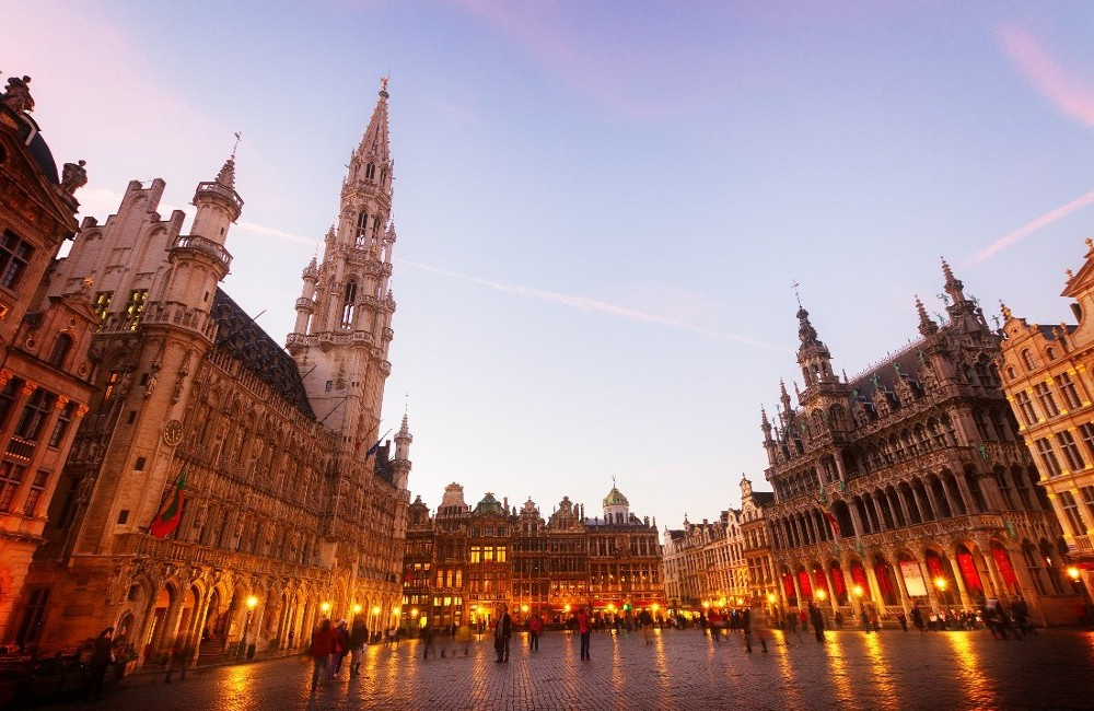 Brussels- 3* Best Western City Centre