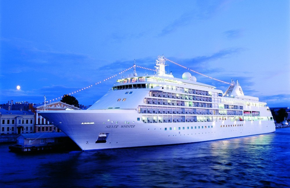 World Cruise with Silversea- 2021