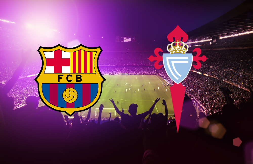 Barcelona V Celta Vigo 10th November 2019