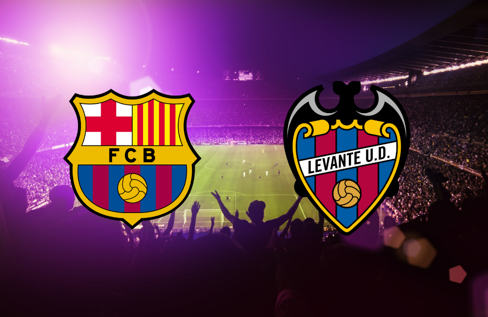 Barcelona V Levante 2nd February 2020