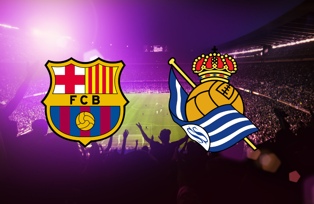 Barcelona V Real Sociedad 8th March 2020