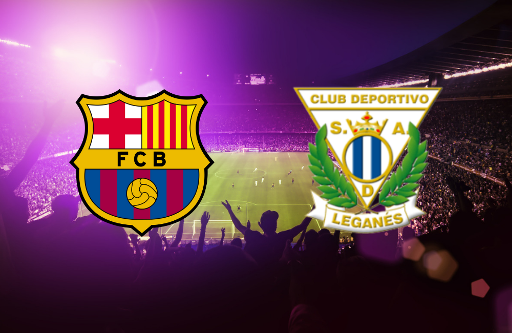 Barcelona V Leganes 22nd March 2020