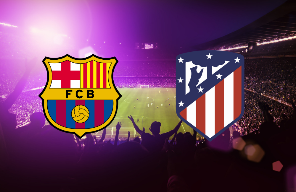 Barcelona V Atletico Madrid 26th April 2020