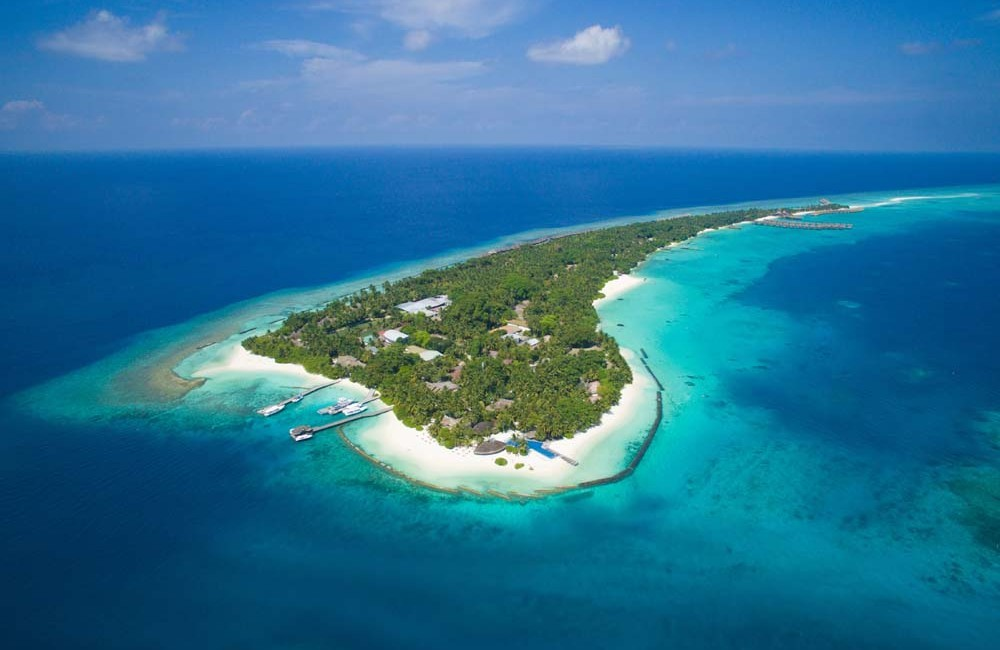 Maldives - Kuramathi Island Resort [Beach Bungalow]