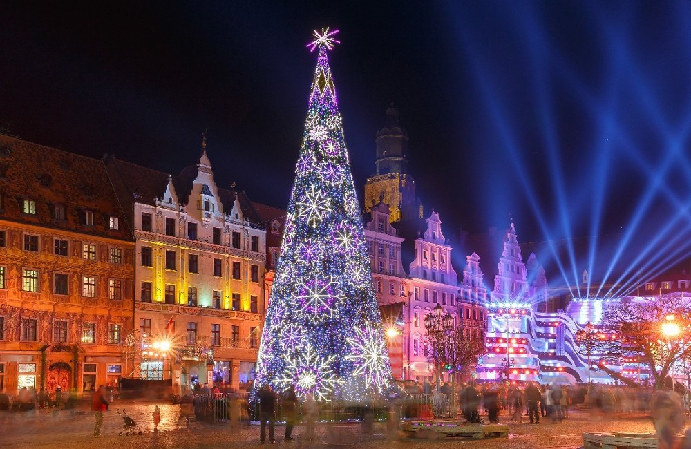 Wroclaw Christmas Markets- 4* Q Hotel Plus