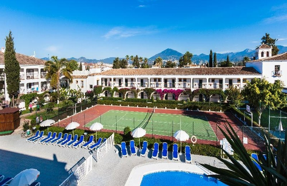 Malaga- 3* Hotel Globales Cortijo Blanco Family Offer