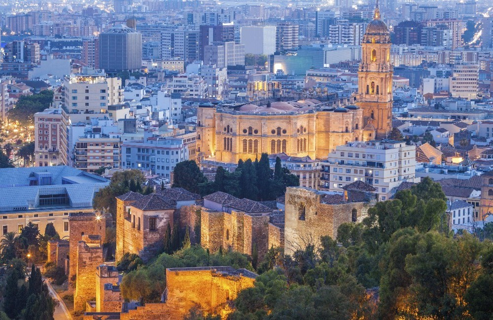 Spirit Of Iberia Cruise & Malaga Stay