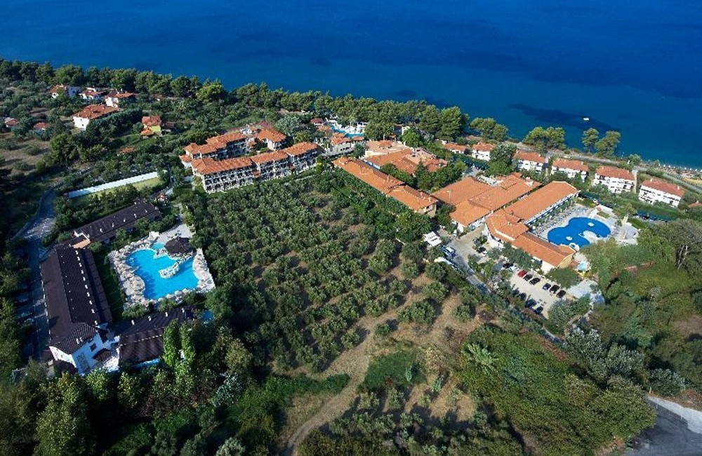 Greece- 5* Acrotel Athena Pallas village