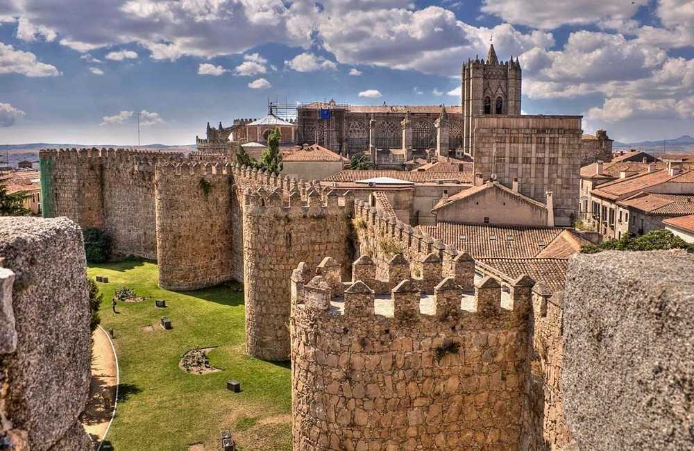 Historical Spain Group Tour