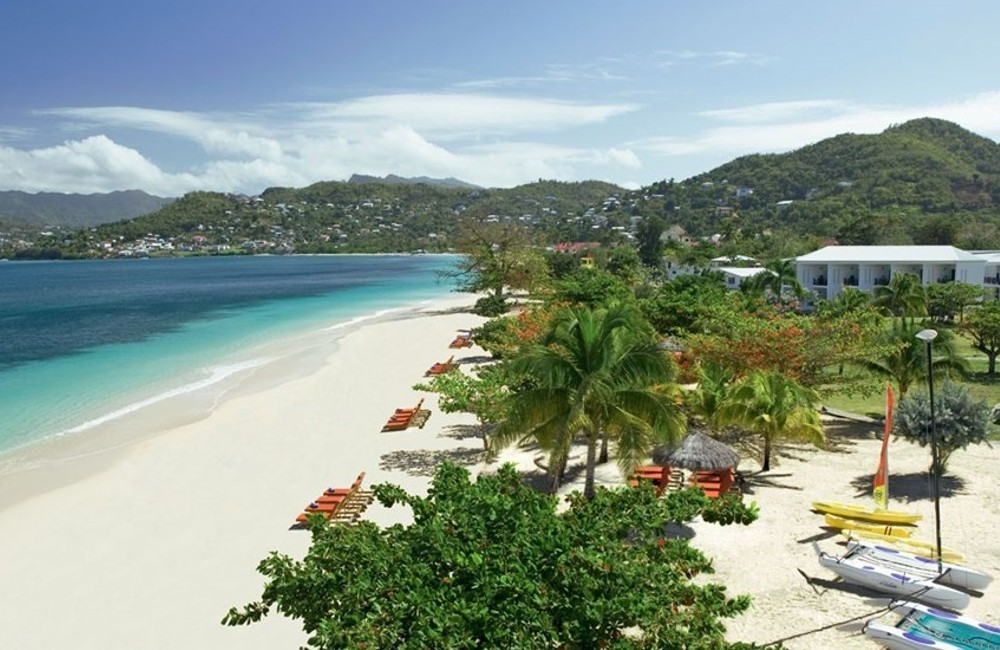 Grenada- Coyaba Beach Resort