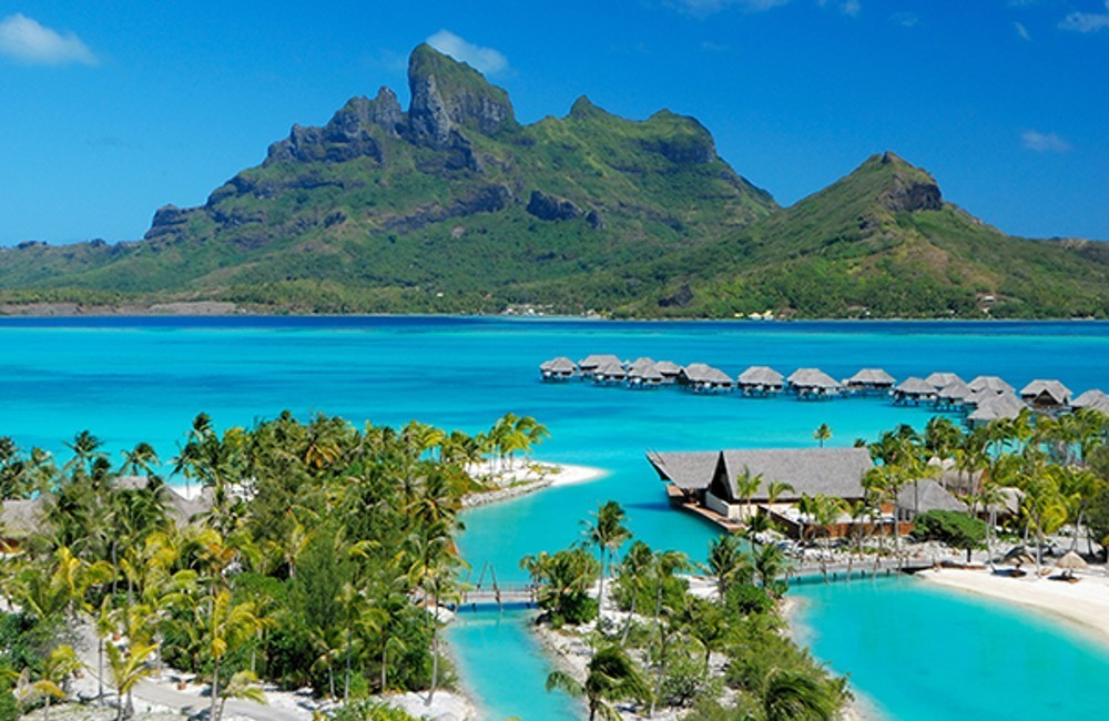 Polynesia- Four Seasons Bora Bora