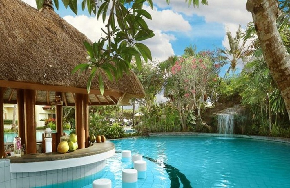 Bali- Grand Mirage Resort & Thalasso