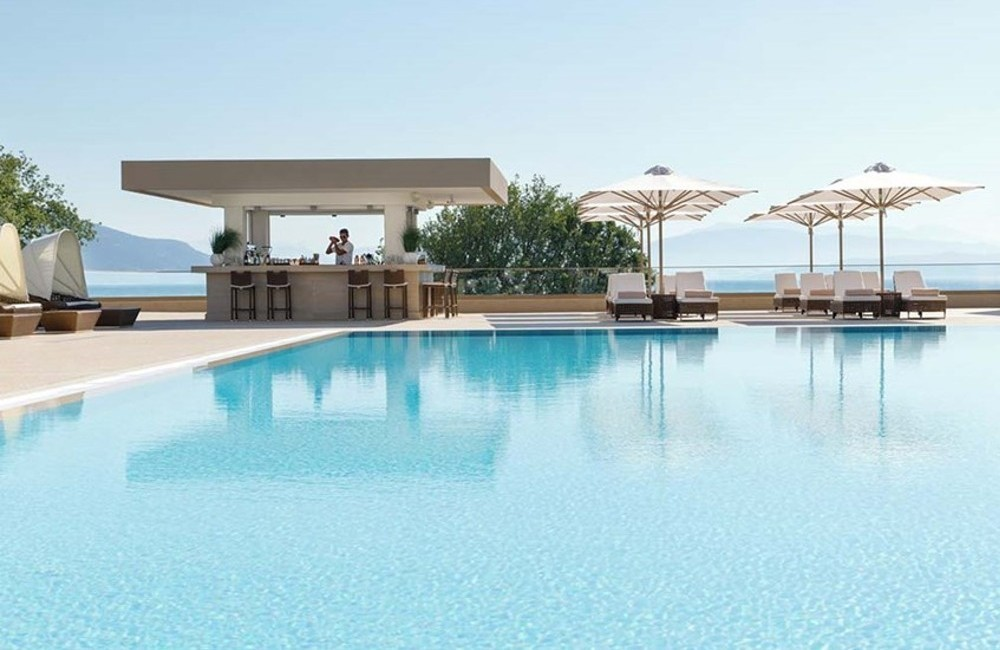 Greece-5* Ikos Dassia Hotel