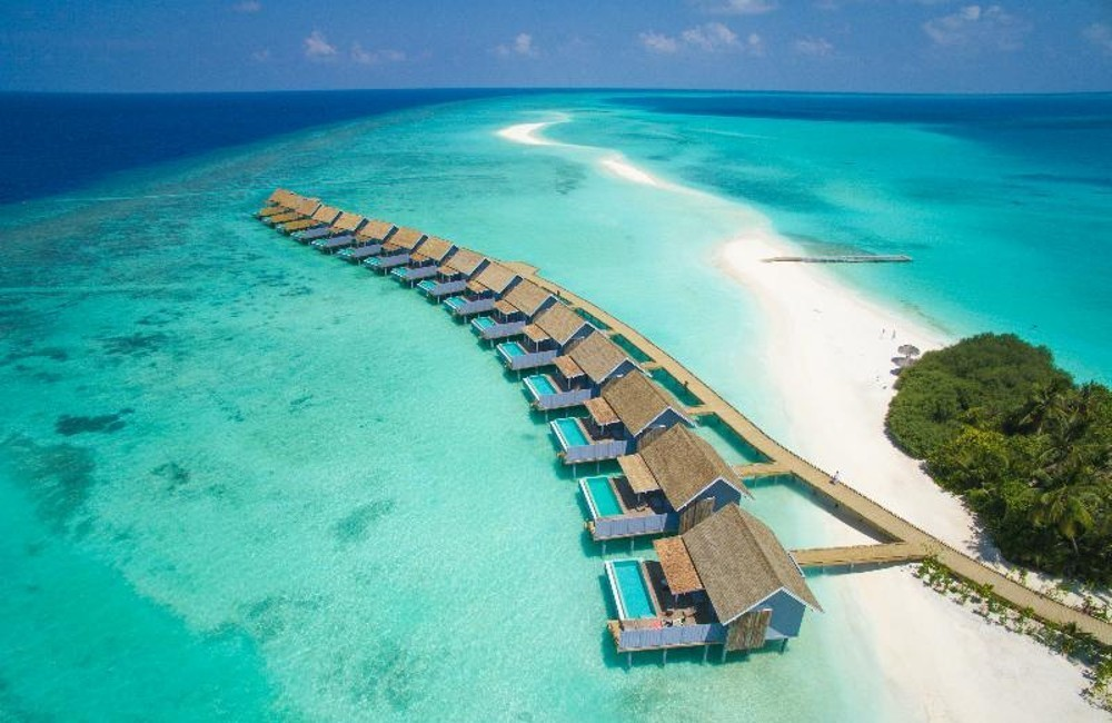 Maldives- 4* Kuramathi Island Resort