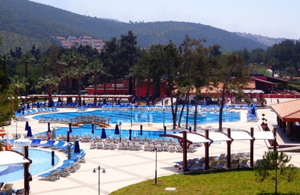 Turkey- 5* Kustur Club Holiday Village