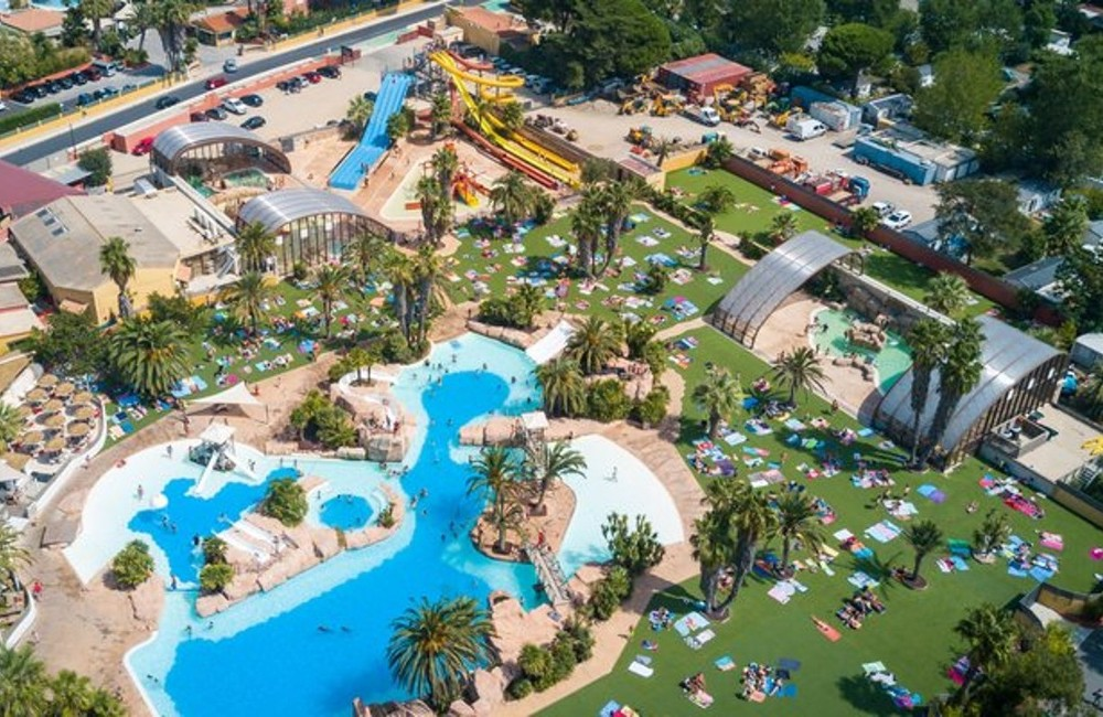 France: Languedoc-Roussillon- Camping La Sirene