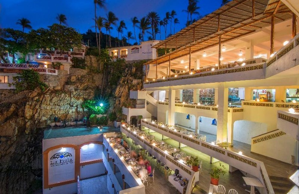 Acapulco Mexico 4 Mirador Hotel