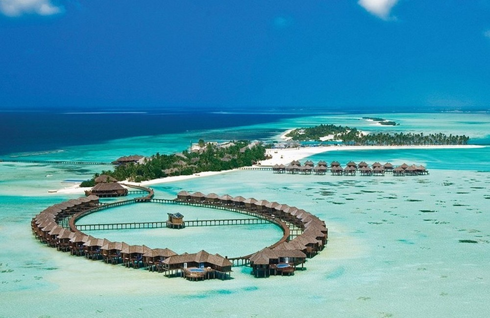 Maldives- Olhuveli Beach & Spa Resort